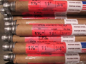 Piston Steel Polished Rods